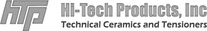 Hi-Tech Products, Inc | Technical Ceramics & Tensioners